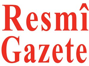 06.04.2015 RESMİ GAZETE