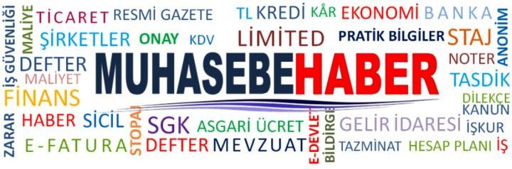 MUHASEBE HABER İLK DENEME HABERİNİ YAYINLADI