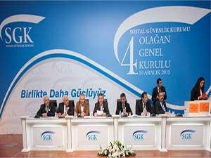 SGK'nın Yeni Yönetim Kurulu Seçildi
