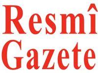 02.04.2019 RESMİ GAZETE