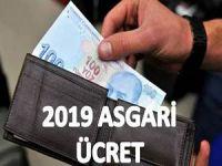 2019 ASGARİ ÜCRET MALİYETİ