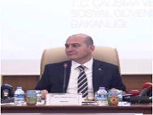Çalışma Bakanı Süleyman Soylu'dan 'Asgari Ücret' Açıklaması